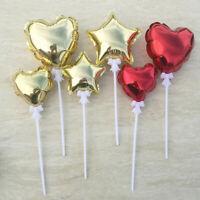 Party Balloons Balloon Star Mini Love Heart Decoration Aluminium Foil Christmas