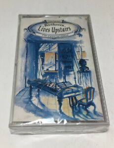 Beethoven Lives Upstairs Cassette Tape 1989 NEW Sealed Classical Kids
