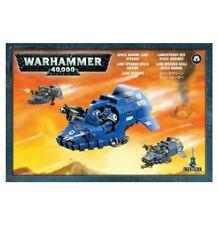 Warhammer 40k Space Marines Land Speeder NIB