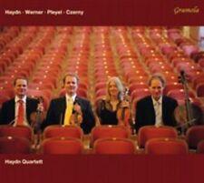 HAYDN, WERNER, PLEYEL, CZERNY NEW CD