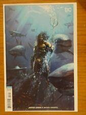 Justice League #11 (2018) 1st Print Mattina Variant NM