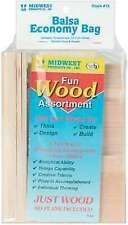 Midwest Products Mid19 Balsa Economy Bag