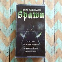 Spawn Todd McFarlane VHS Tape Vintage 1997 Comic Book