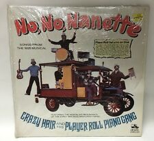 No, No, Nanette DE&EL The Musical 1925 Crazy Hair And His Player Roll Piano Gang
