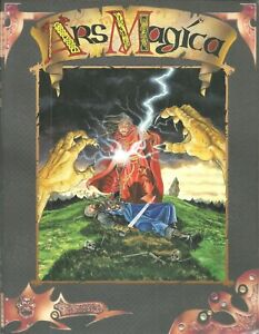WW0203 Ars Magica 3rd edition core rulebook, White Wolf, GC