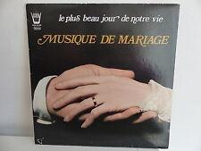 Le plus jour de notre vie Musique de mariage ANNIE JODRY GEORGES DELVALLEE