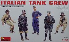 MINIART #35093 WWII Italian Tank Crew Figuren in 1:35