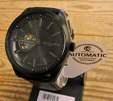 Rip Curl civil Automático para Hombre Reloj A2674 Negro.