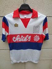 VINTAGE Maillot ATLANTA CHIEFS USA Soccer shirt jersey n°10 1981 S M 42/44 NASL