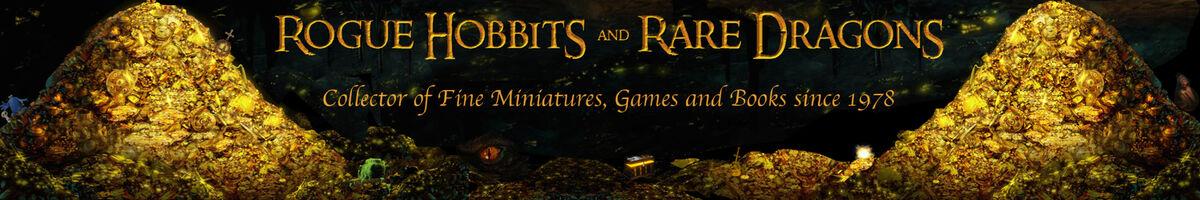 Rogue Hobbits and Rare Dragons
