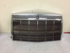RED LINCOLN MARK VII 84-92 1984-1992 GRILLE W/ EMBLEM INNER GRILLE OUTER GRILLE