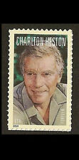US 4892 Legends of Hollywood Charlton Heston forever single MNH 2014