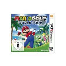 Nintendo 3DS Mario Golf World Tour Sports Game Multiplayer Spot Street Pass