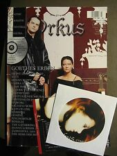 ORKUS 2004 # 2 - GOETHES ERBEN FRONT LINE ASSEMBLY WITT SKINNY PUPPY INCL. CD