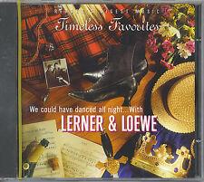 READERS DIGEST - LERNER & LOEWE - TIMELESS FAVORITES - NEW SEALED CD