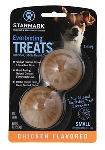 Starmark Everlasting Treat Chicken. For Everlasting balls & Bento Balls. TOUGH !