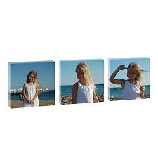Ihr Foto auf Leinwand Druck Bild -3 Teiler je 40 cm*40 cm.Andere Größen auf Anf.