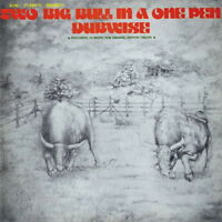 King Tubbys Presents Two Big Bull In A One Pen (1LP Vinyl) Dub Store, NEU+OVP!