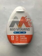 Mio Orange Tangerine Liquid Water Enhancer, 1.62 oz Concentrated Drink Mix