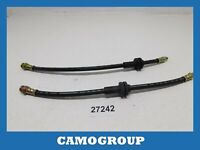 Pair Hose Rear Brake Pair Of Hose Fiat Ducato PEUGEOT Boxer