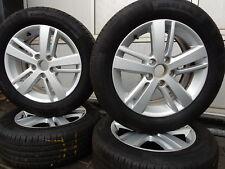 AUDI/VW/SEAT/SKODA Sommerkompletträder Continental 205/55R16 91V auf 6,5Jx16H2