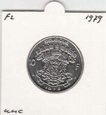 Belgium / Belgique french 10 francs 1979 UNC - KM155.1