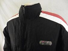FILA Puffer Coat MEDIUM Ski Jacket Winter Snowboard Snowmobile Vintage 1990's