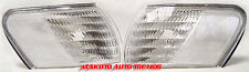 92-95 FORD TAURUS L/GL/SE/LX CLEAR FRONT CORNER LIGHTS