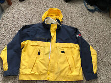 Vintage Tommy Hilfiger Hooded Sailing Jacket Size XL Mens VTG