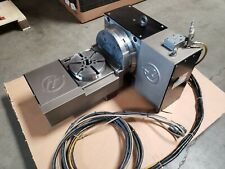 Haas Trt 210 H 4th And 5th Axis Tilting Rotary Table Brushless