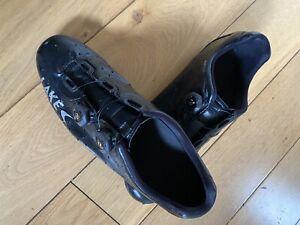 Lake CX332 CFC Carbon Road Shoes Black EU48 US13.5
