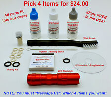 Windshield Repair Supplies for Auto Glass Rock Chip Crack Resin Repair Kit