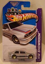 Hot Wheels 2013 HW Showroom '92 BMW M3 Silver 1992