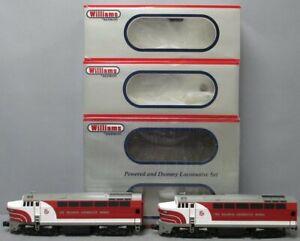 Williams 21909 Baldwin Sharknose Diesel Locomotive AA Set  LN/Box