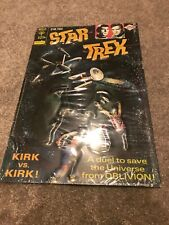 Star Trek Kirk Vs Kirk Tin Sign 8.7x13
