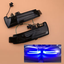 Dynamic LED Side Mirrors Indicator Turn Signal Light Fit For Mercedes W176 W204