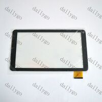USA New Touch Screen Digitizer Panel for Linsay KitKat F-10XHD 10.1 Inch Tablet