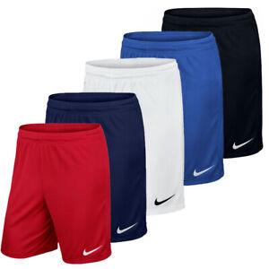 Nike Herren Fußball Sport Fitness Freizeit Trainings Dri Fit Shorts Park II Knit