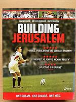 Building Jerusalem British / English Rugby Documentary UK Blu-ray with Slipcover