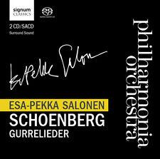 Esa-Pekka Salonen, Arnold Schoenberg - Gurrelieder [New SACD]