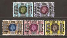 GB QEII 1977 SG1033/1037 Silver Jubilee MNH (JB17563)