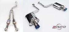 INVIDIA Q300 Titanium Tip CatBack Exhaust for IS200t IS Turbo IS300 16-19 *RWD*