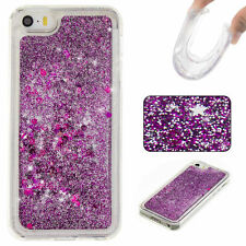 Shockproof Soft Rubber 3D Bling Dynamic Liquid Glitter Quicksand TPU Cover Case