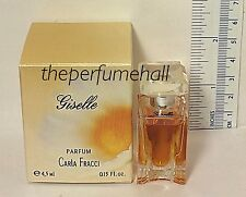 Carla Fracci Giselle mini miniature parfum pure perfume