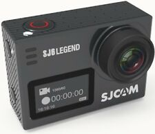 Original SJCAM SJ6 LEGEND 4K 24fps WiFi Action Camera With dual display  - BLACK