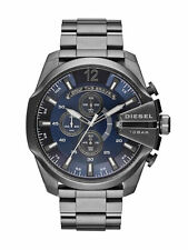 Diesel Mega Chief DZ4329 Herrenuhr - Blau