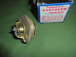 Fiat 600 D / Multipla /1100 - 1200 From 1959 Thermostat Original New