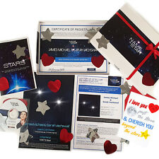 Personalised Gifts Birthday For Him Or Her Name A Star Husband Wife Mr & Mrs