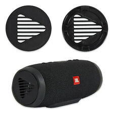 2 Pcs of Speaker Cover / Protector / Grill for JBL Charge 3, Black, Play