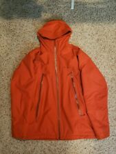 Marmot Solaris Ski Jacket Gore-Tex Insulated Men's M Orange Medium